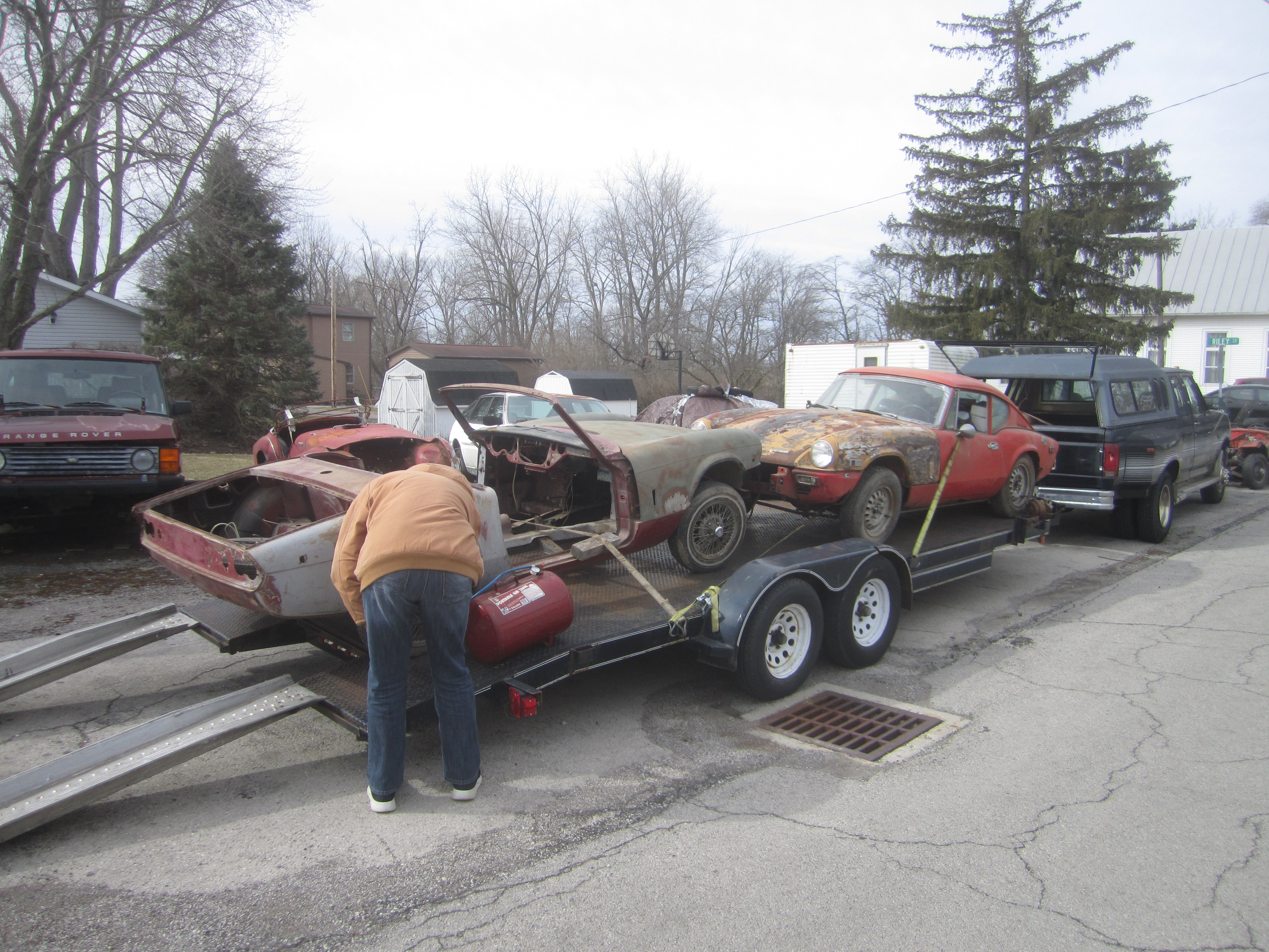 TS Imported Automotive - Salvage Arrivals